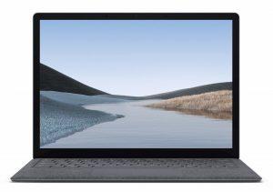 Microsoft Surface Laptop 3 nesiojami.lt